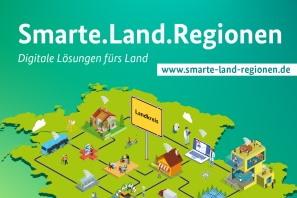 NEU im Team: Projektmanagement für Smarte.Land.Regionen startet durch